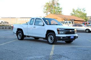 Used 2009 Chevrolet Colorado WINTER SALES EVENT!!! WAS: $5,950 NOW $5,450 for sale in Brampton, ON