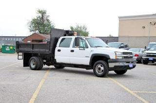 Used 2003 Chevrolet Silverado 3500 WINTER SALES EVENT!!! WAS: $9,950 NOW $8,950 for sale in Brampton, ON