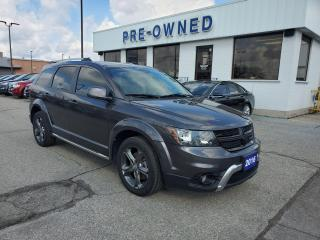 Used 2016 Dodge Journey Crossroad for sale in Brantford, ON