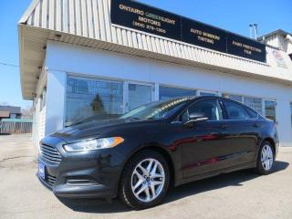 Used 2014 Ford Fusion SE,ALLOYS,BLUETOOTH for sale in Mississauga, ON