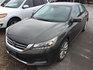 Used 2014 Honda Accord Touring for sale in Alliston, ON