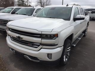 Used 2017 Chevrolet Silverado 1500 LTZ for sale in Alliston, ON