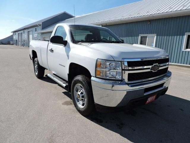 2011 Chevrolet Silverado 2500 4X4 6.0L V8 Don't pay for 3 months