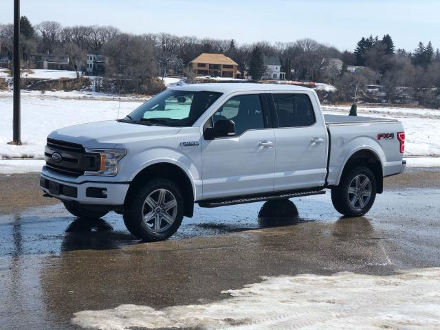 2018 Ford F-150 XLT FX4