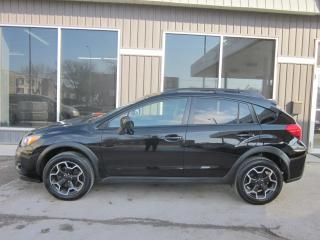 Used 2013 Subaru XV Crosstrek 2.0i w/Sport Pkg for sale in Winnipeg, MB