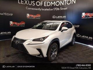 Used 2020 Lexus NX 300h PREMIUM PACKAGE PACKAGE for sale in Edmonton, AB