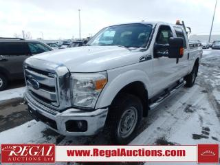 Used 2013 Ford F-350 XLT Crew Cab 4WD for sale in Calgary, AB