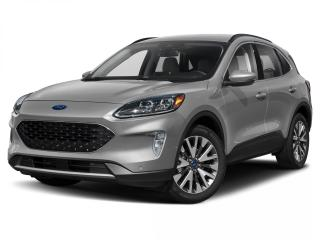 New 2020 Ford Escape Titanium Hybrid CARGO MT | TITAN PREM PKG | FORDPASS ++ for sale in Winnipeg, MB