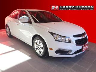 Used 2015 Chevrolet Cruze 1LT for sale in Listowel, ON