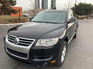 Used 2010 Volkswagen Touareg Highline TDI NAVIGATION REAR CAM for sale in Concord, ON