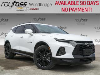 Used 2019 Chevrolet Blazer AWD, 3.6L, RS, SUNROOF, NAV, VENTED SEATS for sale in Woodbridge, ON