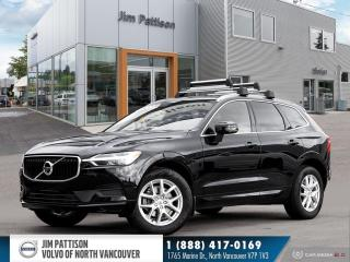 Used 2018 Volvo XC60 T5 Momentum - NO ACCIDENTS - LOCAL - ONE OWNER - C for sale in North Vancouver, BC