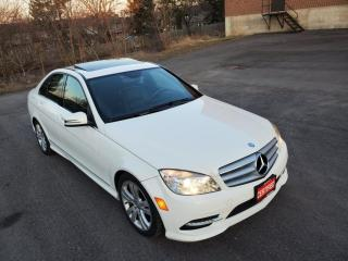 Used 2011 Mercedes-Benz C-Class 4dr Sdn 2.5L 4MATIC for sale in Mississauga, ON