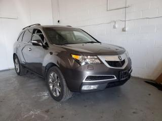 Used 2012 Acura MDX AWD 4dr Elite Pkg for sale in North York, ON