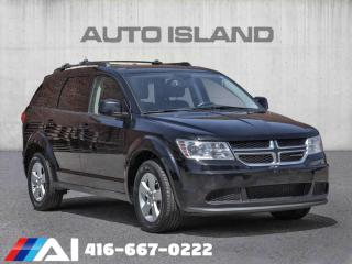 Used 2017 Dodge Journey SE**7PASS**BACKUP CAMERA**ALLOYS for sale in North York, ON