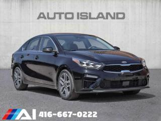 Used 2019 Kia Forte EX LEATHER**SUNROOF**NAVIGATION**LIKE NEW!! for sale in North York, ON