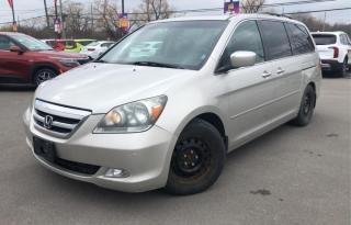Used 2007 Honda Odyssey ODYSSEY TOURING DVD/NAV 220KM for sale in Brampton, ON
