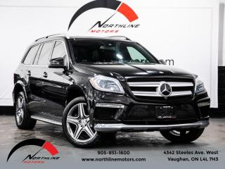 Used 2014 Mercedes-Benz GL-Class GL550 4MATIC|7 Passenger|AMG Sport|DVD|Navigation|360 Camera for sale in Vaughan, ON