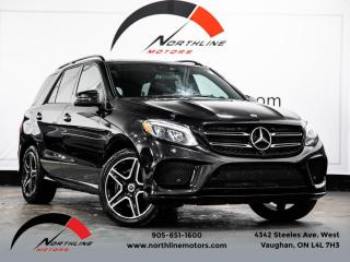 Used 2018 Mercedes-Benz GLE-Class GLE400 4MATIC|AMG Sport|Navigation|Pano Roof|Blindspot for sale in Vaughan, ON
