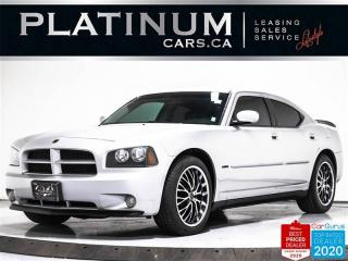 Used 2007 Dodge Charger R/T, 5.7L V8, 340HP, AUTO, SUNROOF, LEATHER for sale in Toronto, ON