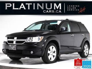 Used 2010 Dodge Journey R/T, AWD, NAV, CAM, 7 PASSENGER, LEATHER for sale in Toronto, ON