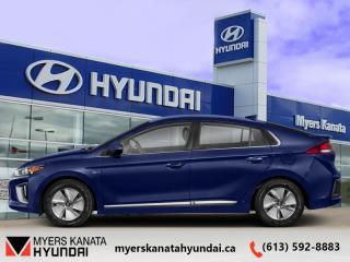 New 2020 Hyundai Ioniq Hybrid Essential  - $164 B/W for sale in Kanata, ON