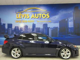 Used 2011 Subaru Impreza WRX STi 305 HP MAGS 18 POUCES BEAU LOOK A VOIR ! for sale in Lévis, QC