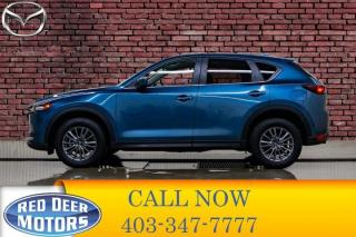 Used 2018 Mazda CX-5 AWD GS SkyActiv Leather Roof BCam for sale in Red Deer, AB