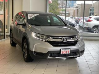 Used 2017 Honda CR-V LX 2WD Rearview Camera Bluetooth Apple CarPlay for sale in Burnaby, BC