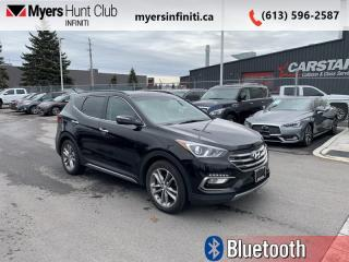 Used 2017 Hyundai Santa Fe Sport Limited  - Navigation for sale in Ottawa, ON