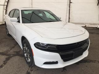 Used 2017 Dodge Charger SXT New Brakes, Power Sunroof, Blind Spot and Cross Path Detection, R/T Front End Appeara for sale in Ottawa, ON
