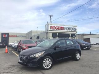 Used 2019 Hyundai Accent REVERSE CAM - HEATED SEATS - BLUETOOTH for sale in Oakville, ON