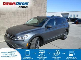 Used 2018 Volkswagen Tiguan Comfortline 4MOTION *Disponibilité limit for sale in Gatineau, QC