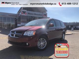 New 2020 Dodge Grand Caravan Premium Plus  - Leather Seats - $206 B/W for sale in Ottawa, ON