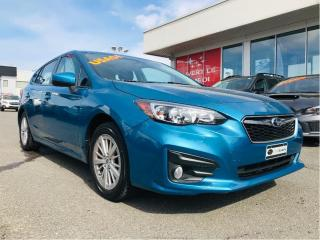 Used 2017 Subaru Impreza 5dr HB Man touring for sale in Lévis, QC