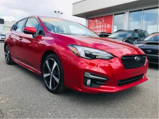 Used 2018 Subaru Impreza 2.0i Sport-tech 5-door Auto for sale in Lévis, QC