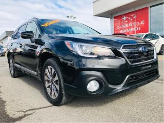 Used 2018 Subaru Outback 3.6R Premier w-EyeSight Pkg,full,cuir,toit,gps,cam for sale in Lévis, QC