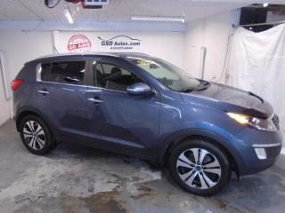Used 2013 Kia Sportage for sale in Ancienne Lorette, QC