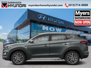 New 2020 Hyundai Tucson Luxury  - Leather Seats -  Sunroof - $209 B/W for sale in Nepean, ON