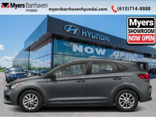New 2020 Hyundai Accent Preferred IVT  - Heated Seats for sale in Nepean, ON