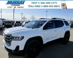 New 2020 GMC Acadia AT4 AWD/ SUNROOF/ REMOTE START/ HEATED SEATS for sale in Estevan, SK
