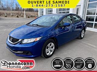 Used 2015 Honda Civic LX *GARANTIE 10 ANS / 200 000 KM* for sale in Donnacona, QC