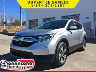 Used 2019 Honda CR-V LX AWD * GARANTIE 10 ANS / 200 000 KM* for sale in Donnacona, QC