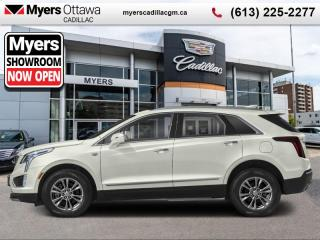 Used 2020 Cadillac XT5 Sport  - Sunroof - Navigation for sale in Ottawa, ON