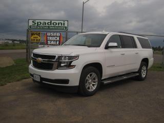 Used 2018 Chevrolet Suburban LT for sale in Thunder Bay, ON
