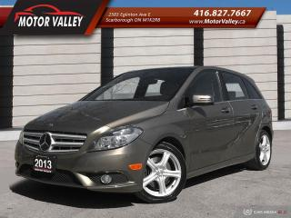 Used 2013 Mercedes-Benz B-Class B 250 Sports Tourer Navigation SunRoof! for sale in Scarborough, ON