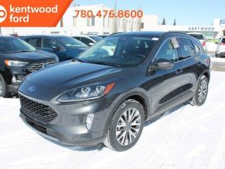 New 2020 Ford Escape SEL 400A | 2.5L HYBRID | Wireless Charging | Leather Seats | NAV | Heated Steering Wheel | Foot Activated Liftgate for sale in Edmonton, AB