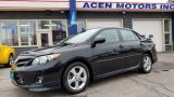 Photo of Black 2013 Toyota Corolla