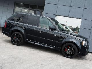 Used 2012 Land Rover Range Rover Sport SC|AUTOBIOGRAPHY|NAVI|360 CAMERA|20 inch ALLOYS for sale in Toronto, ON
