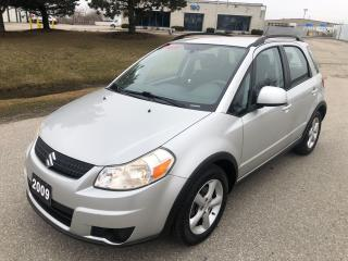 Used 2009 Suzuki SX4 JX AWD for sale in Cambridge, ON